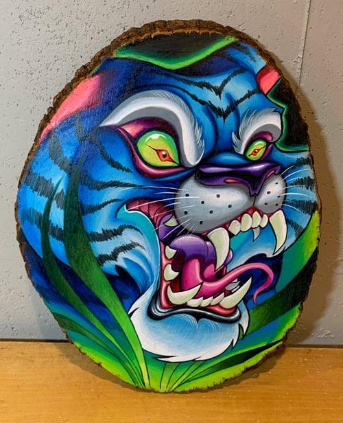 Image of Blue Tiger