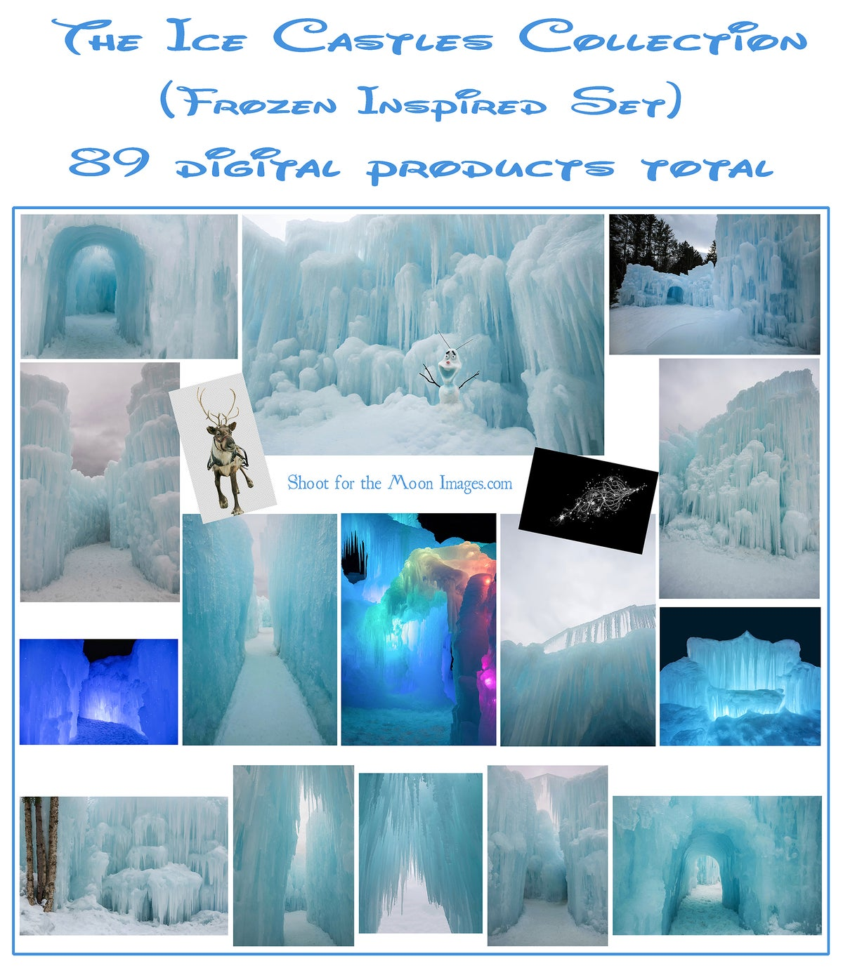 Image of The Ice Castles Collection