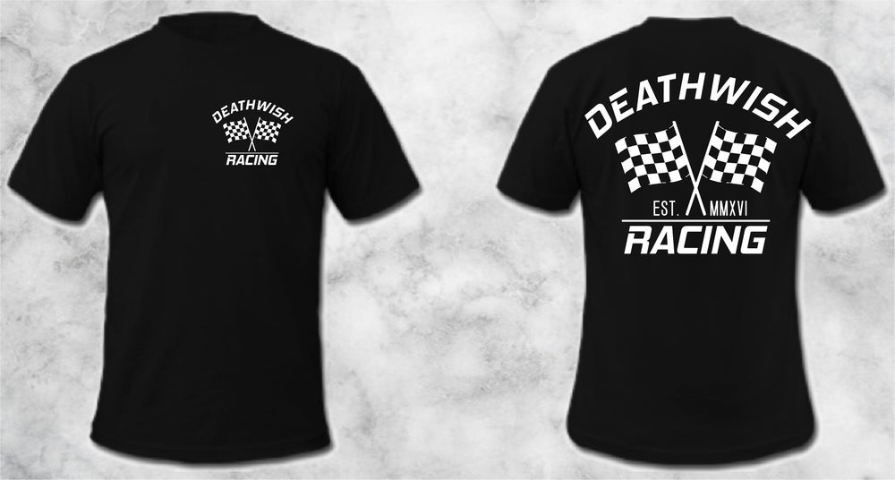 Image of DW Racing (Pocket Tee)