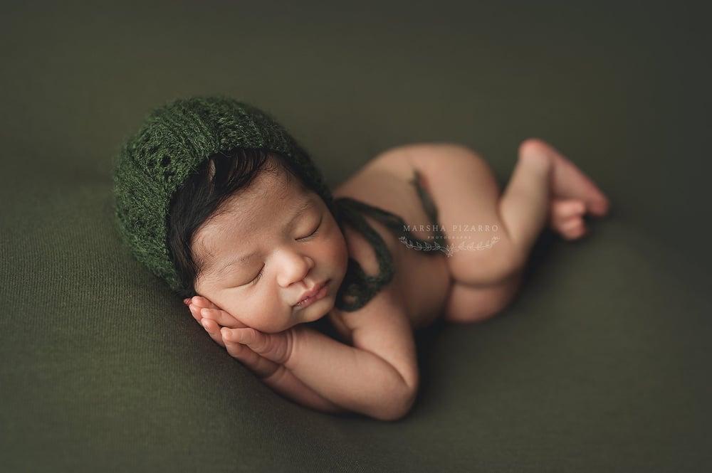 Image of Forrest Knit Sydney Bonnet