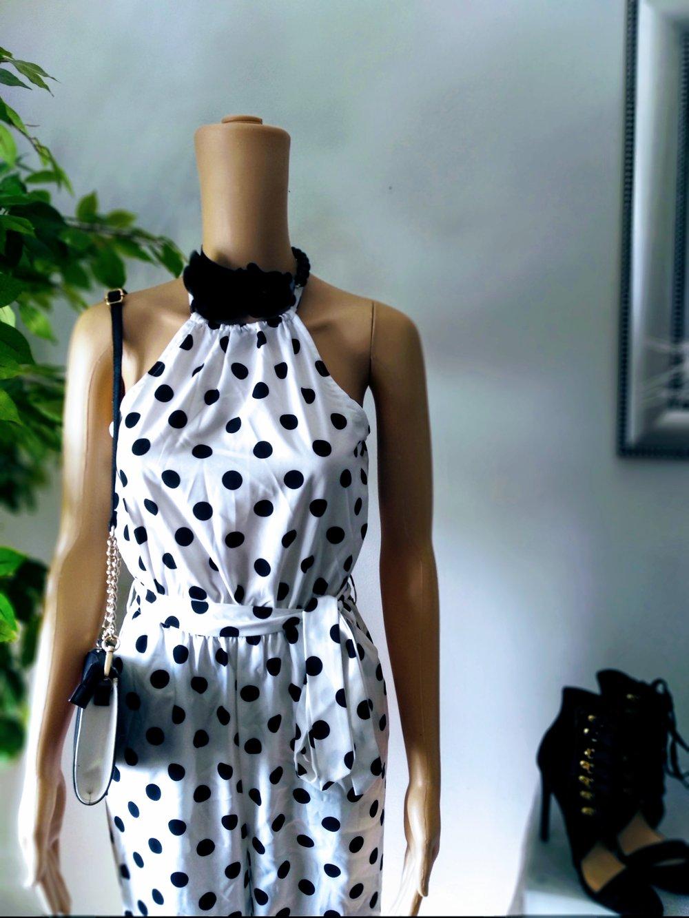 Image of Dalmatian Jumpsuit