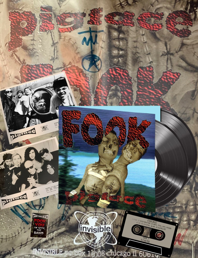 Image of Fook Re-issue Limited Edition