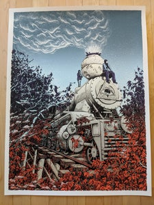 Image of Pioneers Art Print