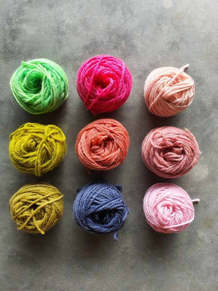 Image of 'Delicious' wool pack