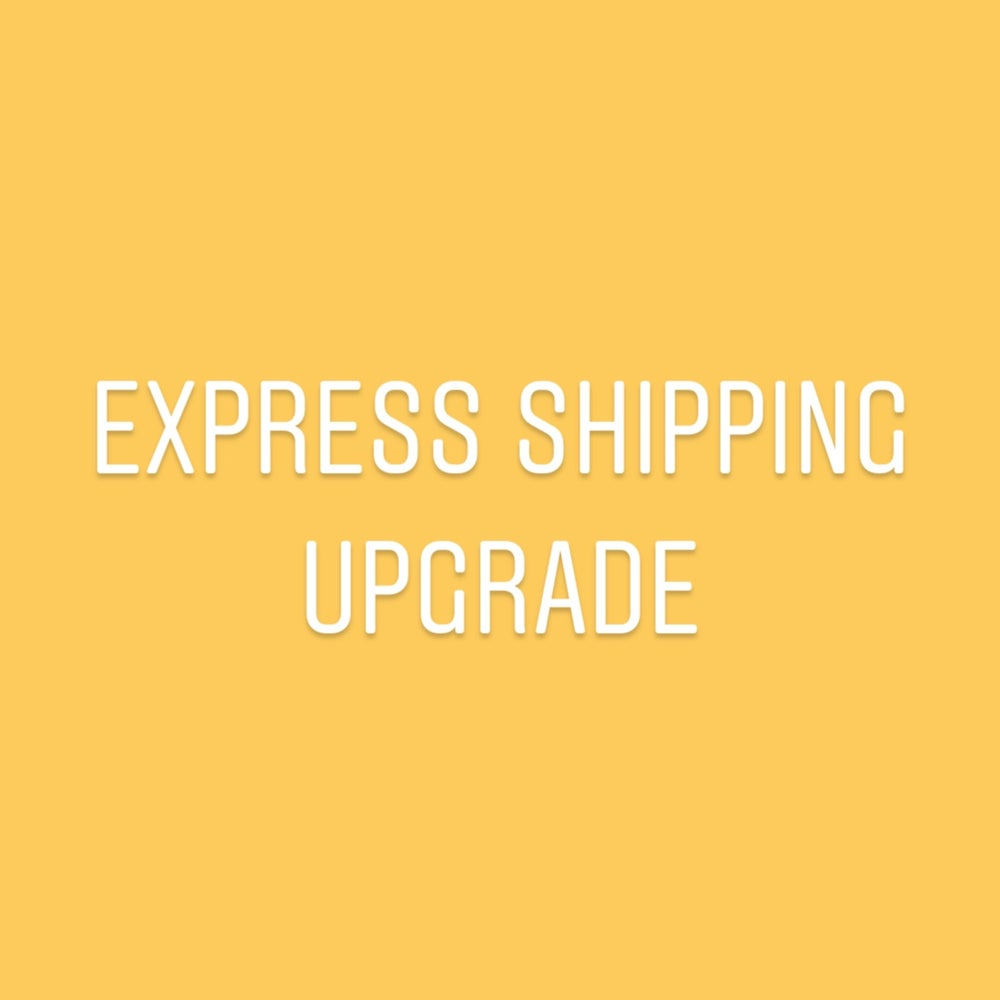 Image of Express Shipping Upgrade
