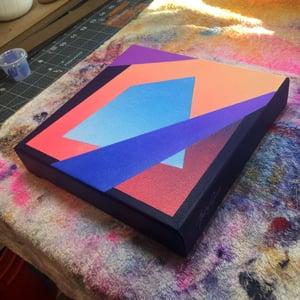 Image of Mini-Portal Painting: 'You're All I've Got Tonight'