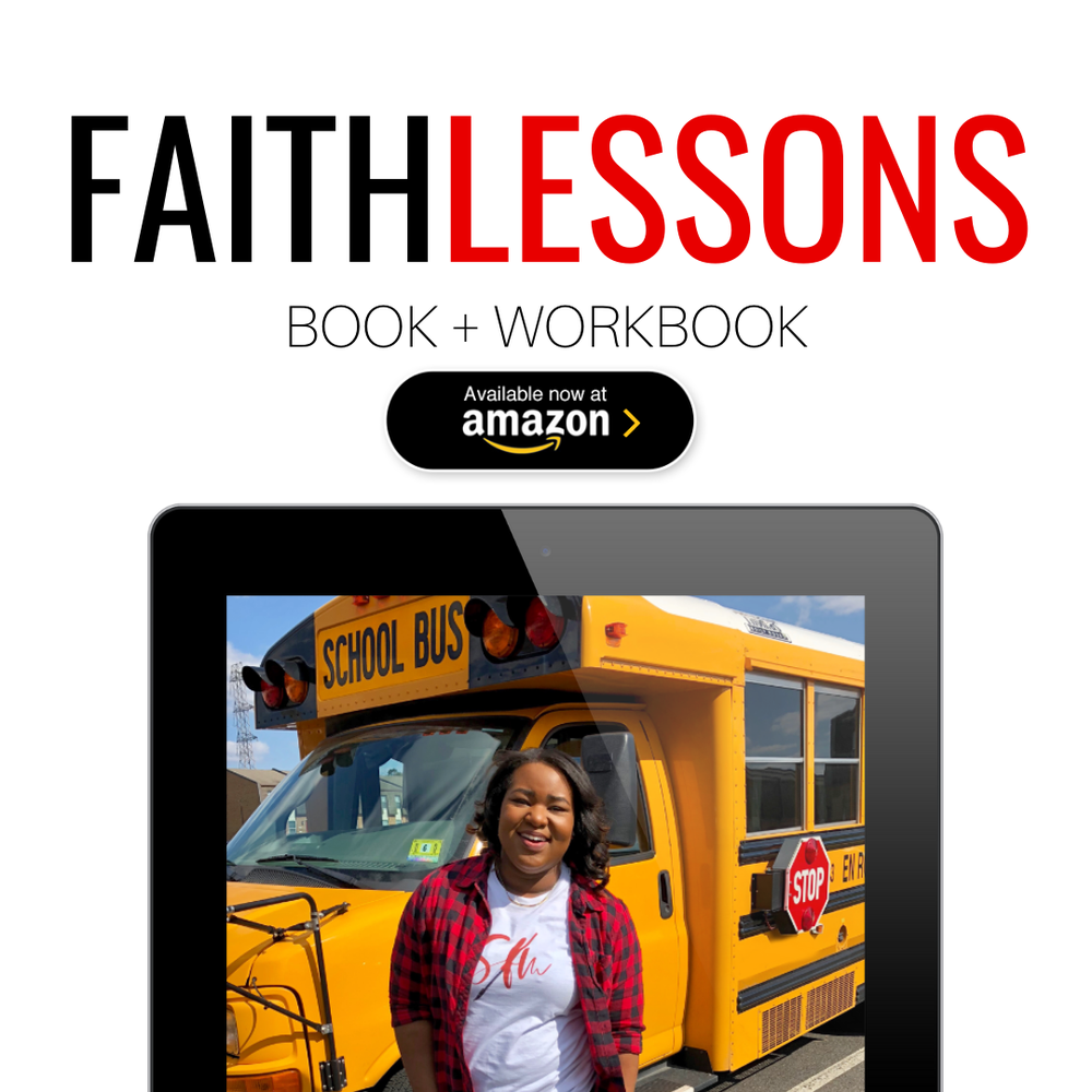 Image of Faith Lessons: For Christians Battling Doubt and Frustration Book + Workbook
