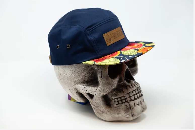 Image of Navy Camper Hat