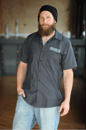 Dangerous Man Brewer's Shirt