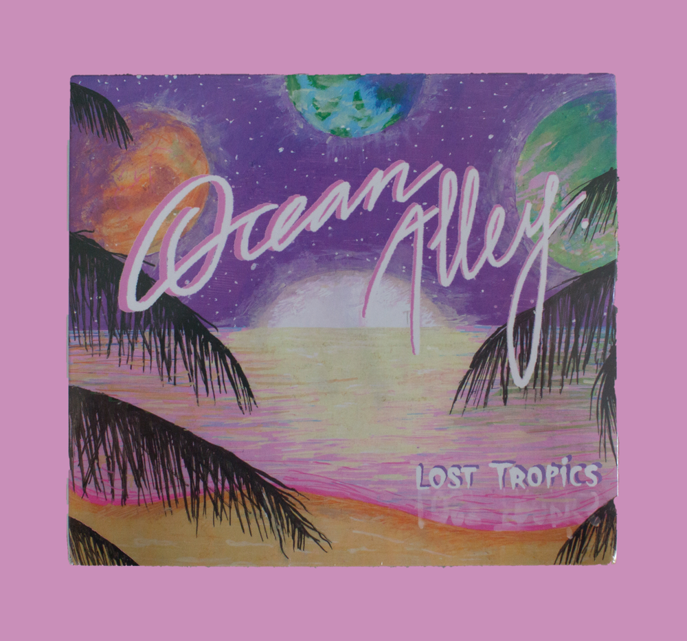 Image of Lost Tropics - CD