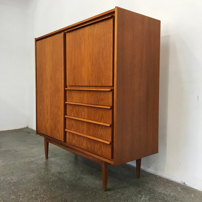 Image of PARKER COCKTAIL CABINET