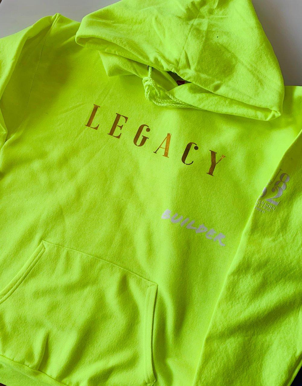 Image of Legacy Hoodie