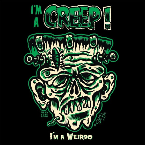 Image of I'm A Creep! Unisex Zip Hoodies