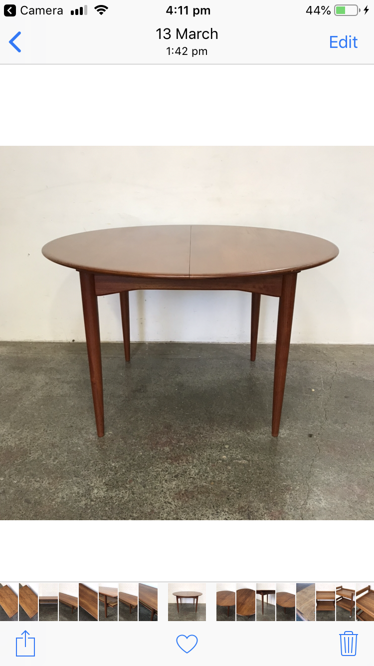 Image of PARKER EXTENSION TABLE