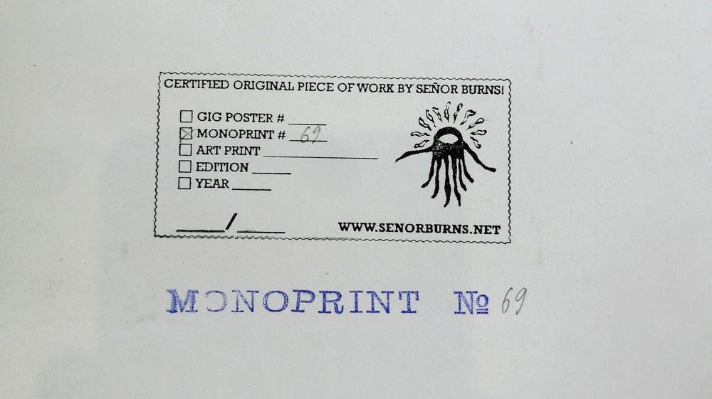 MONOPRINT #69