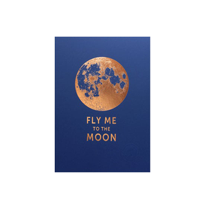 Image of AFFICHE A4 MOON, LES ÉDITIONS DU PAON