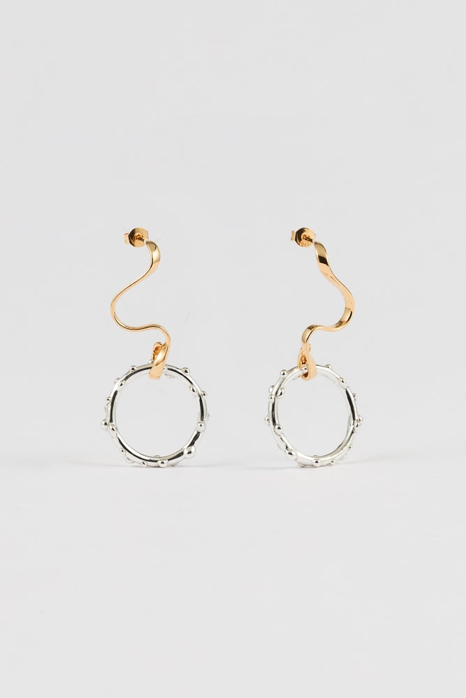 Image of sphaerica earrings