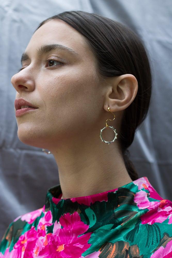Image of sphaerica earrings