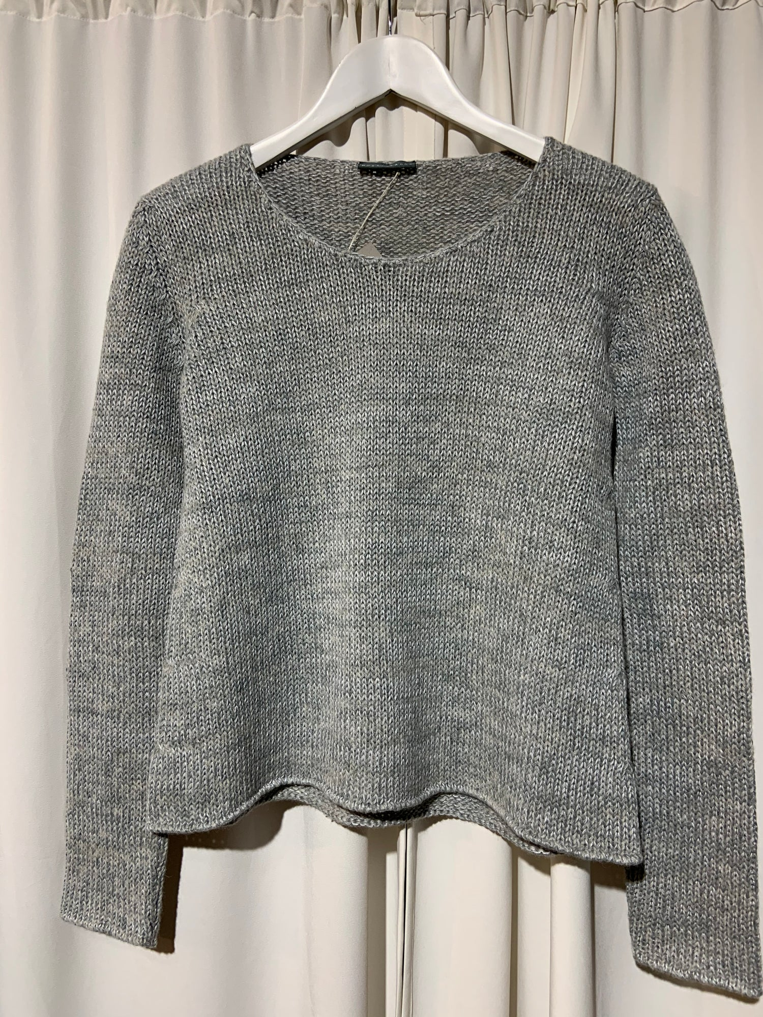 Image of NYGARDSANNA Sweater grey blue