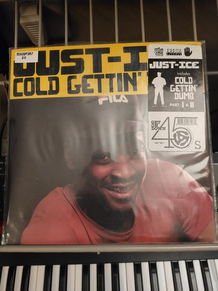 Image of Just-Ice – Cold Gettin' Dumb