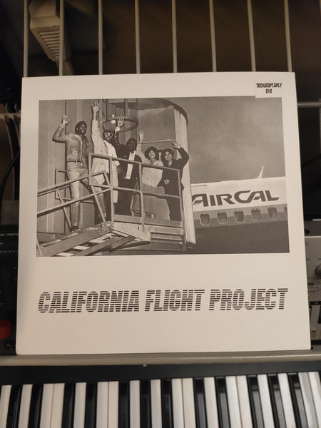 Image of California Flight Project ‎– California Flight