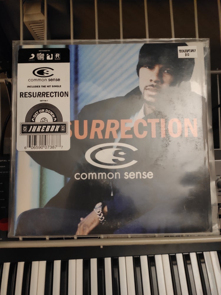 Image of Common Sense ‎– Resurrection 7""