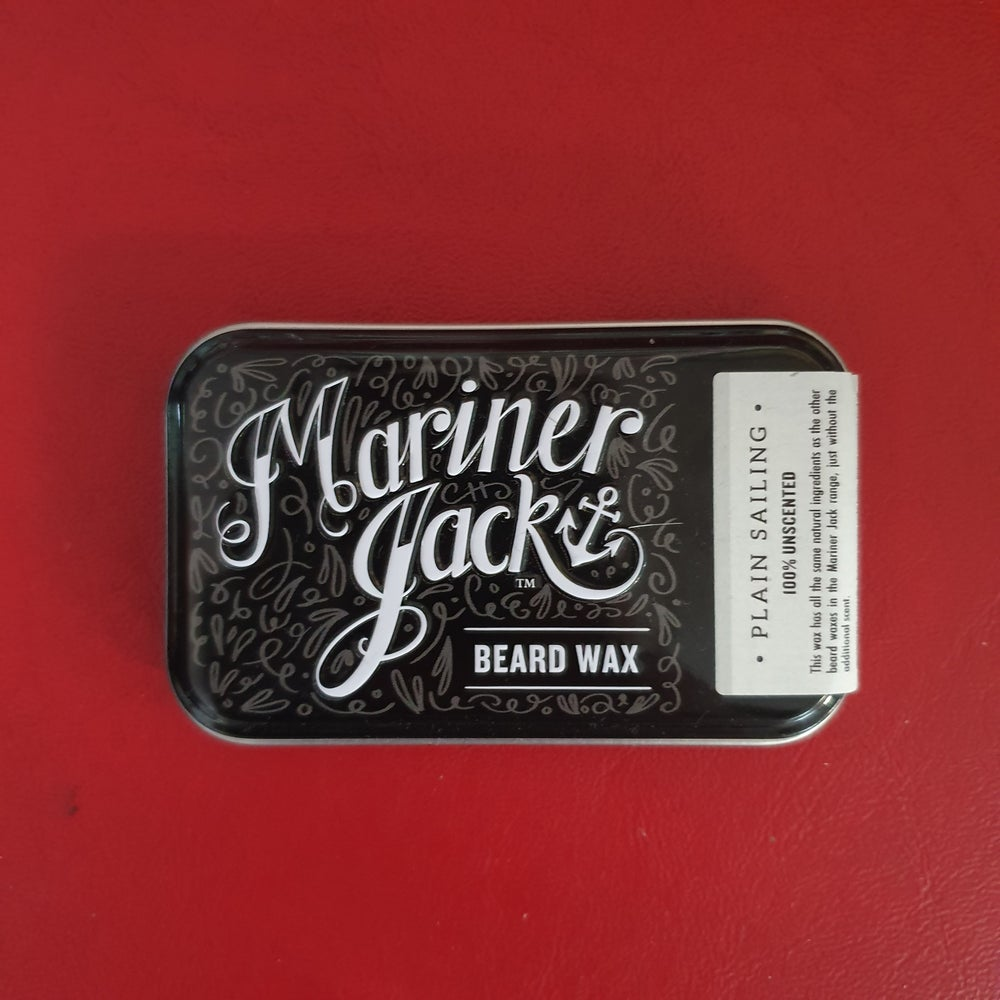 Image of Mariner Jack Beard Wax 30ml