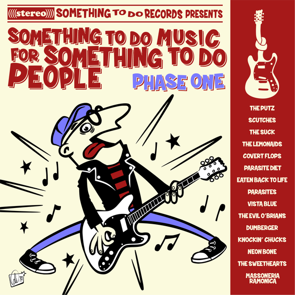Image of Something To Do Music for Something To Do People, Phase One (CD, Download)