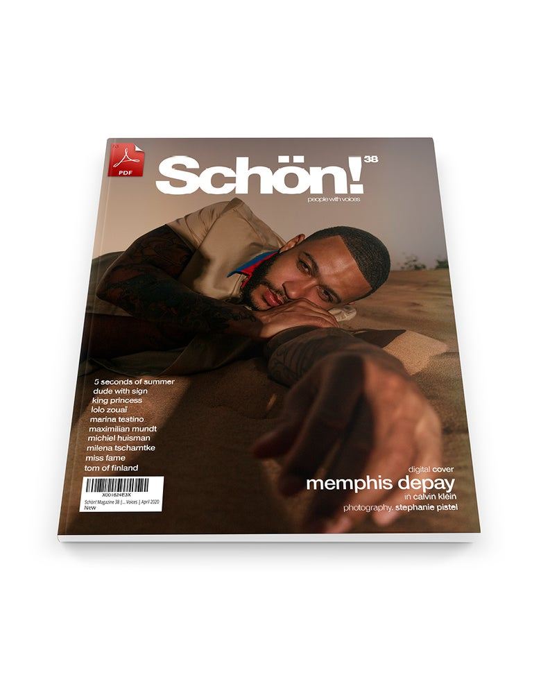 Image of Schön! 38 | Memphis Depay by Stephanie Pistel | eBook download