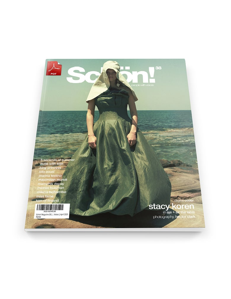 Image of Schön! 38 | Stacy Koren by Hector Clark | eBook download