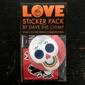 Image of LOVE Sticker Pack