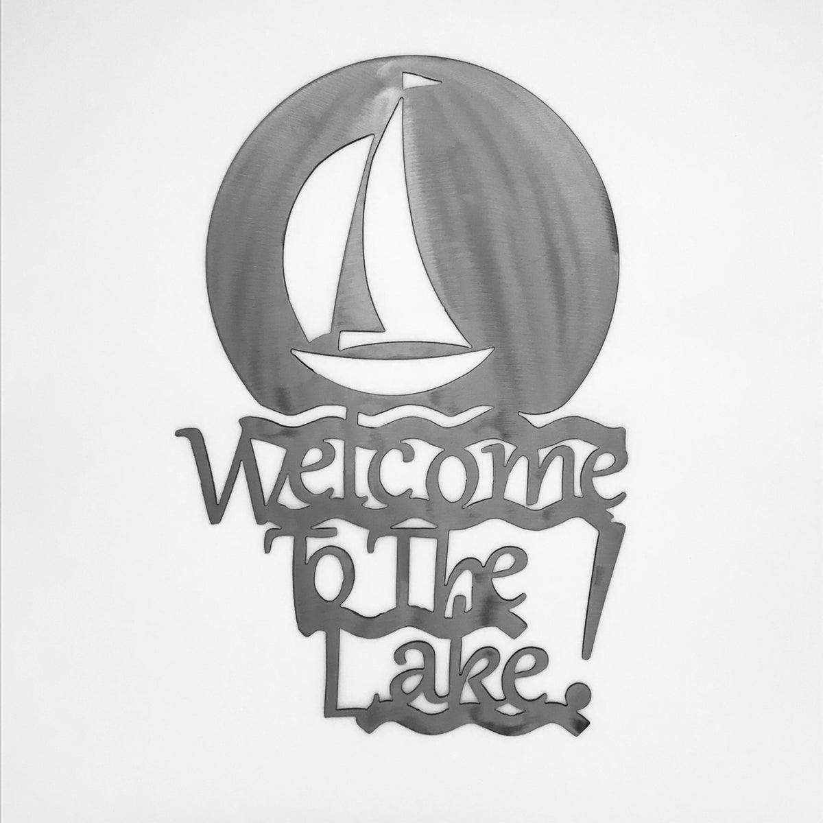 Welcome to the Lake Sailboat