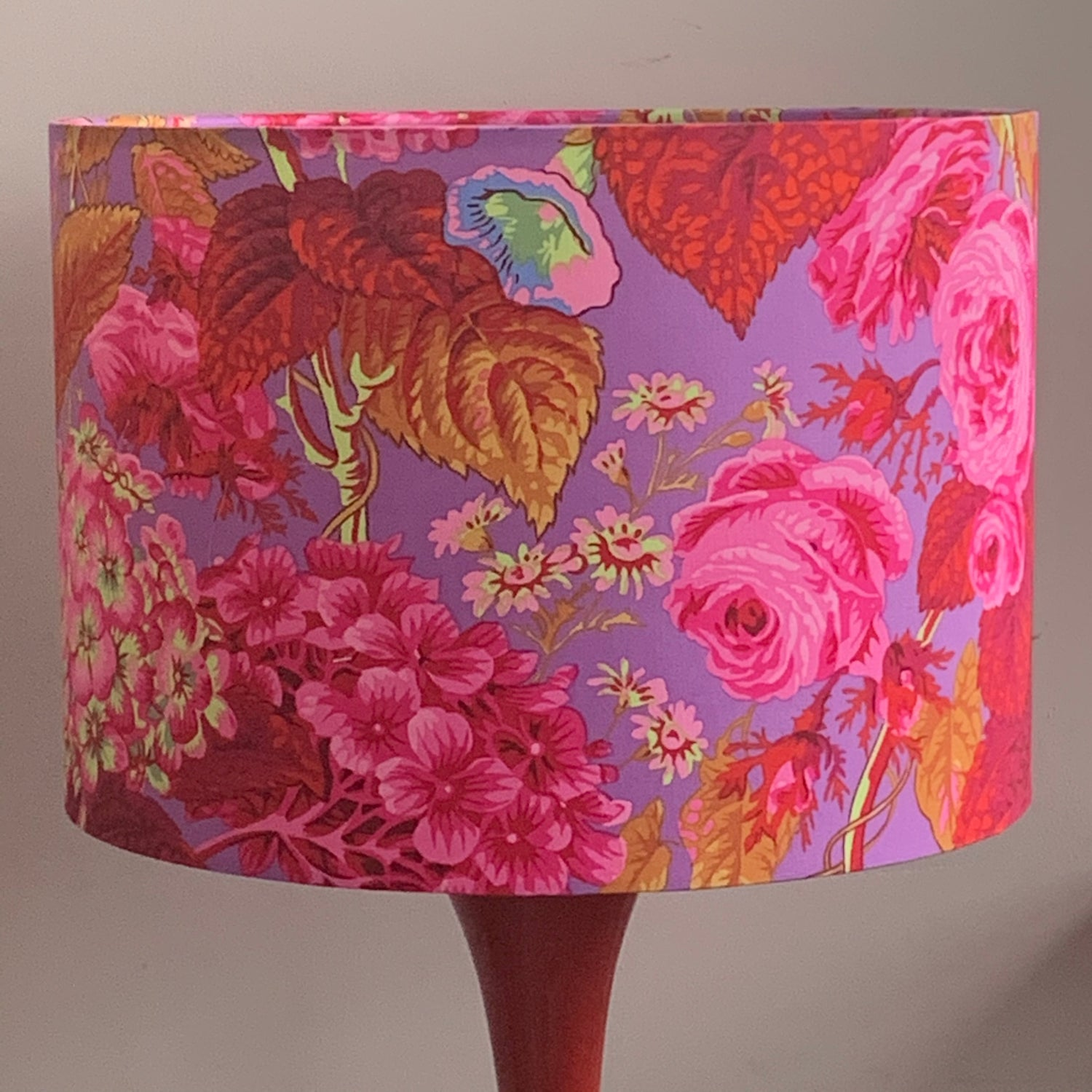 Image of Rose and Hydrangea Hot Shade 30cm