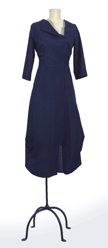 Image of artemisia dress navy