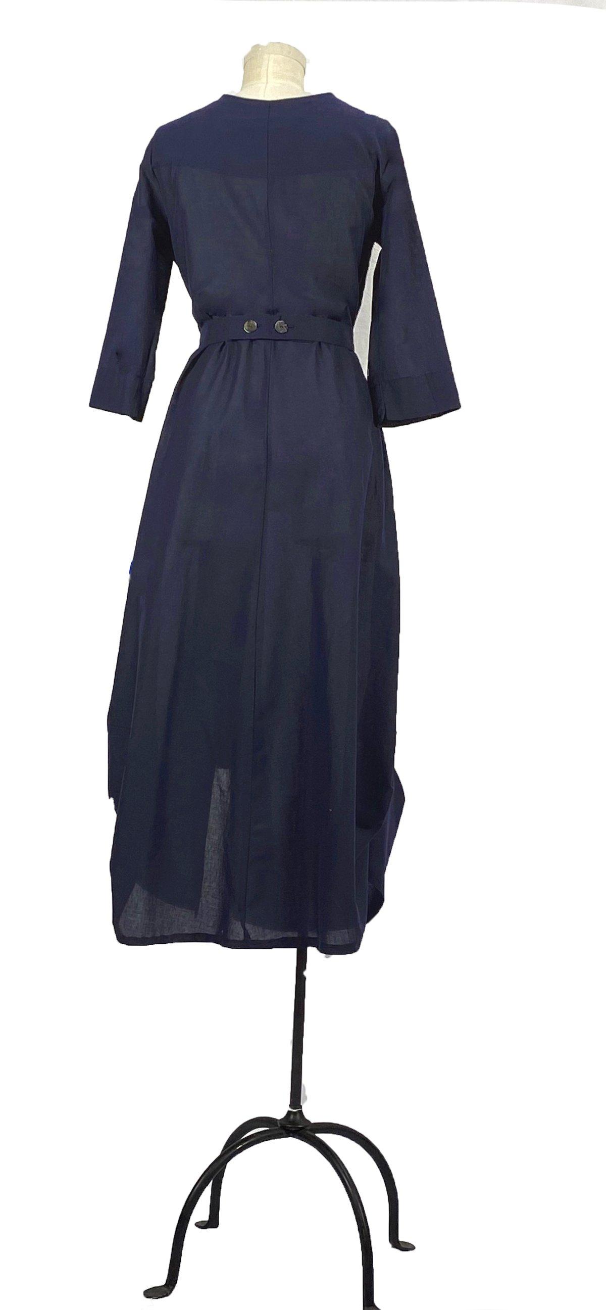 Image of artemisia dress navy