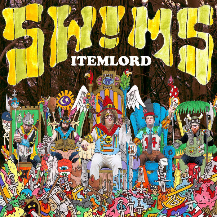 """The SW!MS """"ITEMLORD"""" CD"""
