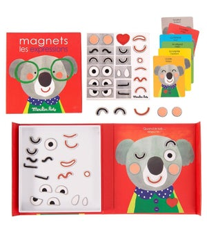 Image of Moulin Roty Magnetic game