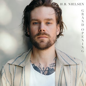 "Image of VINYL H.B. Nielsen - Grand Opening (12"" LP)"