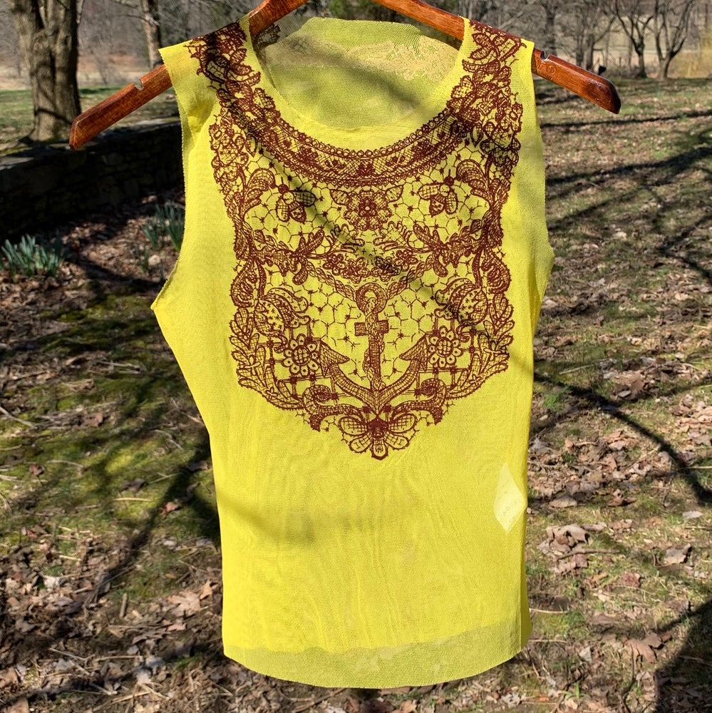 Image of Antipast Mesh Vest (two colors)