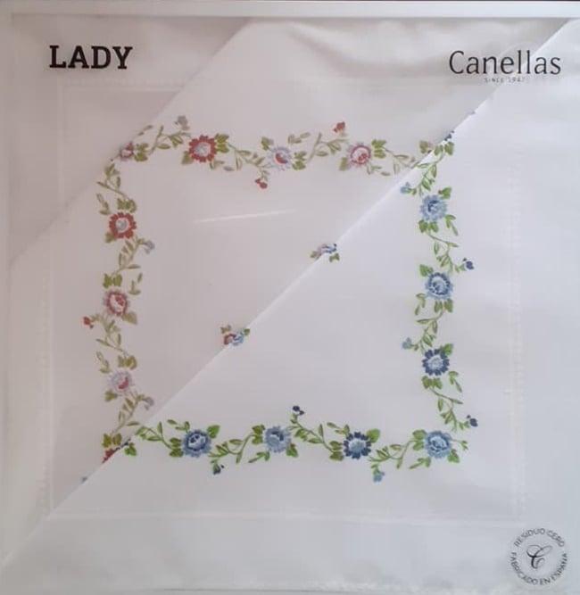 Lenços de bolso -  Senhora Estampado flores