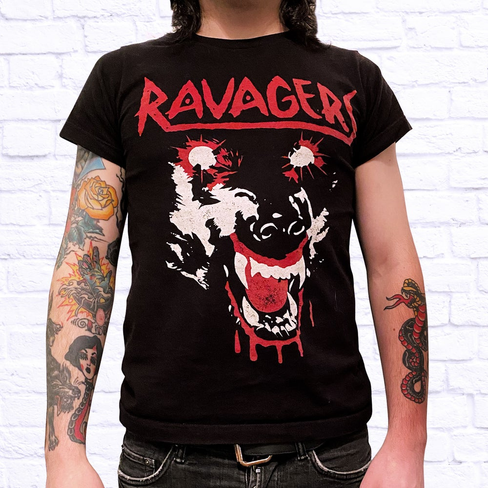 Image of RAVAGERS HOUND TEE