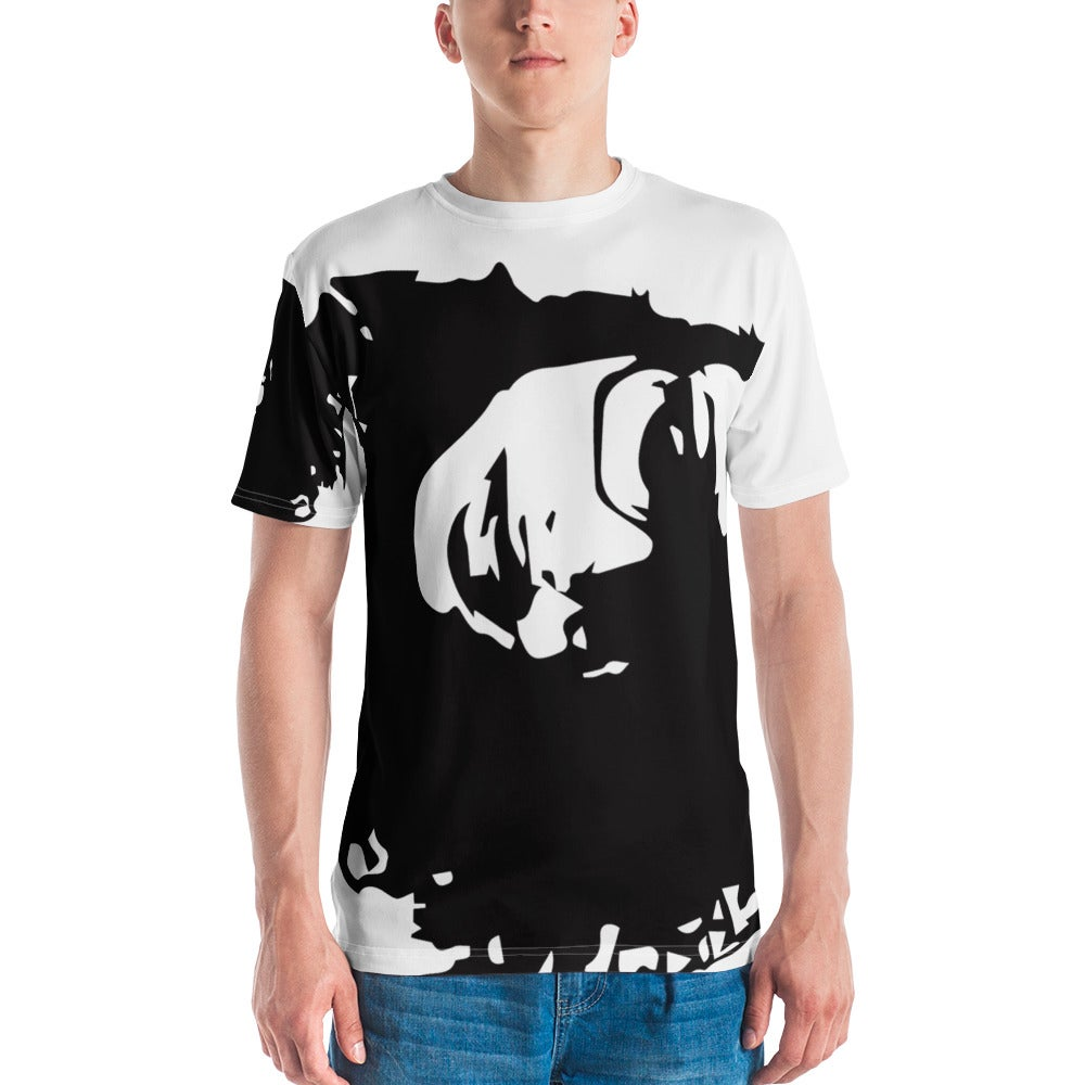 Image of Shade 2 in 1 All Over T shirt