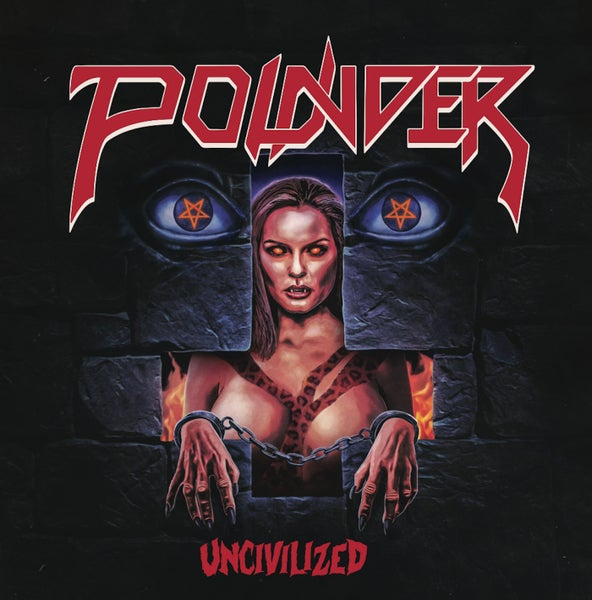 Image of Pounder - Uncivilized LP