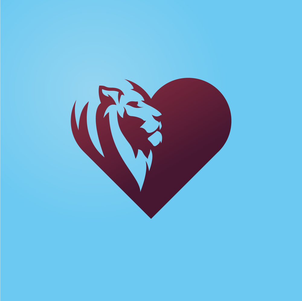 "Image of ""Lionheart"" One-Time Sale Logo"