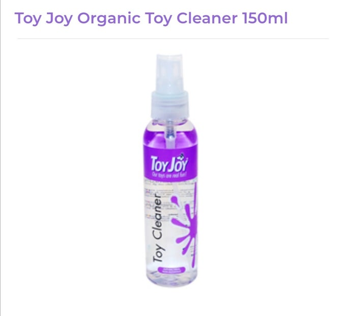 Image of Toy Joy Toy Cleaner