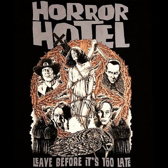 Image of Horror Hotel Shirt