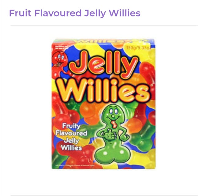 Image of Jelly Willies