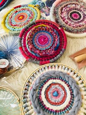 Image of Circular Weaving Kits