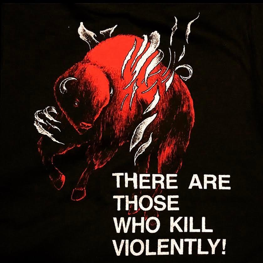 Image of Driller Killer Shirt (Front & Back Print)