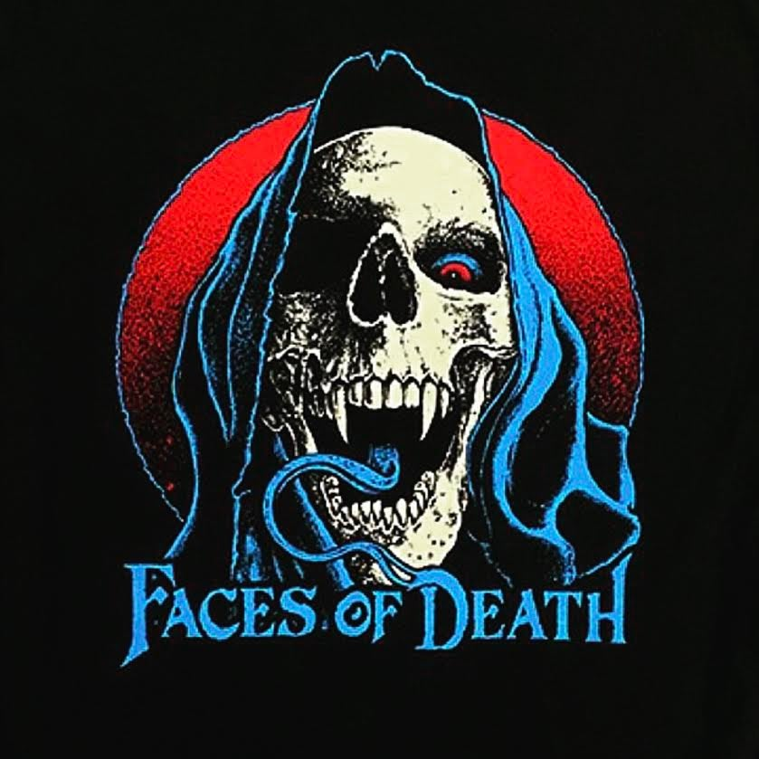 Image of Faces Of Death Shirt